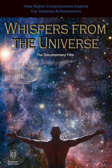 Whispers from the Universe poster